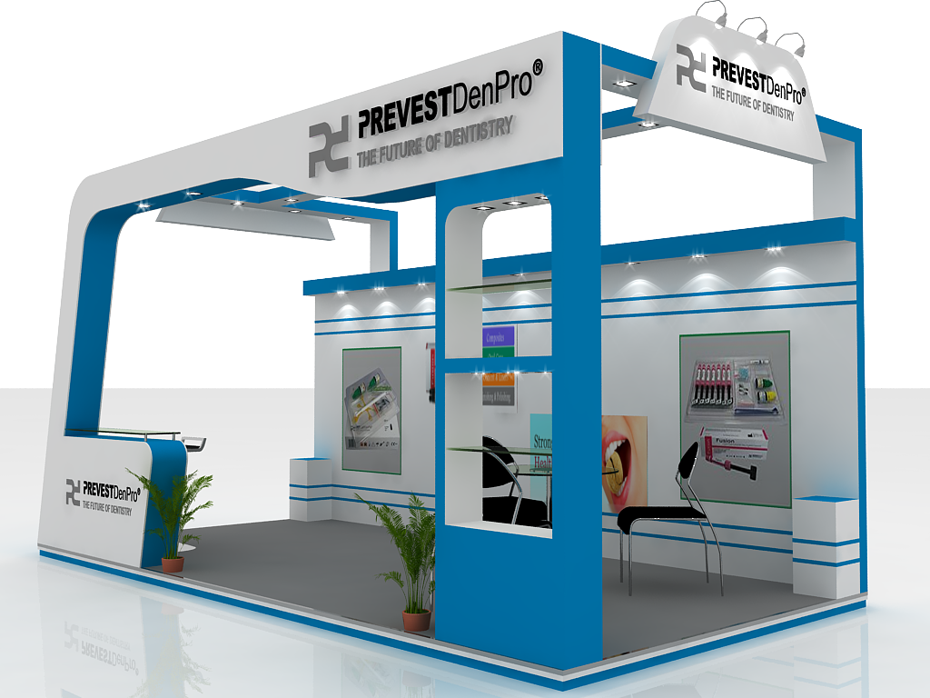 Exhibition Stall Png : Designing service