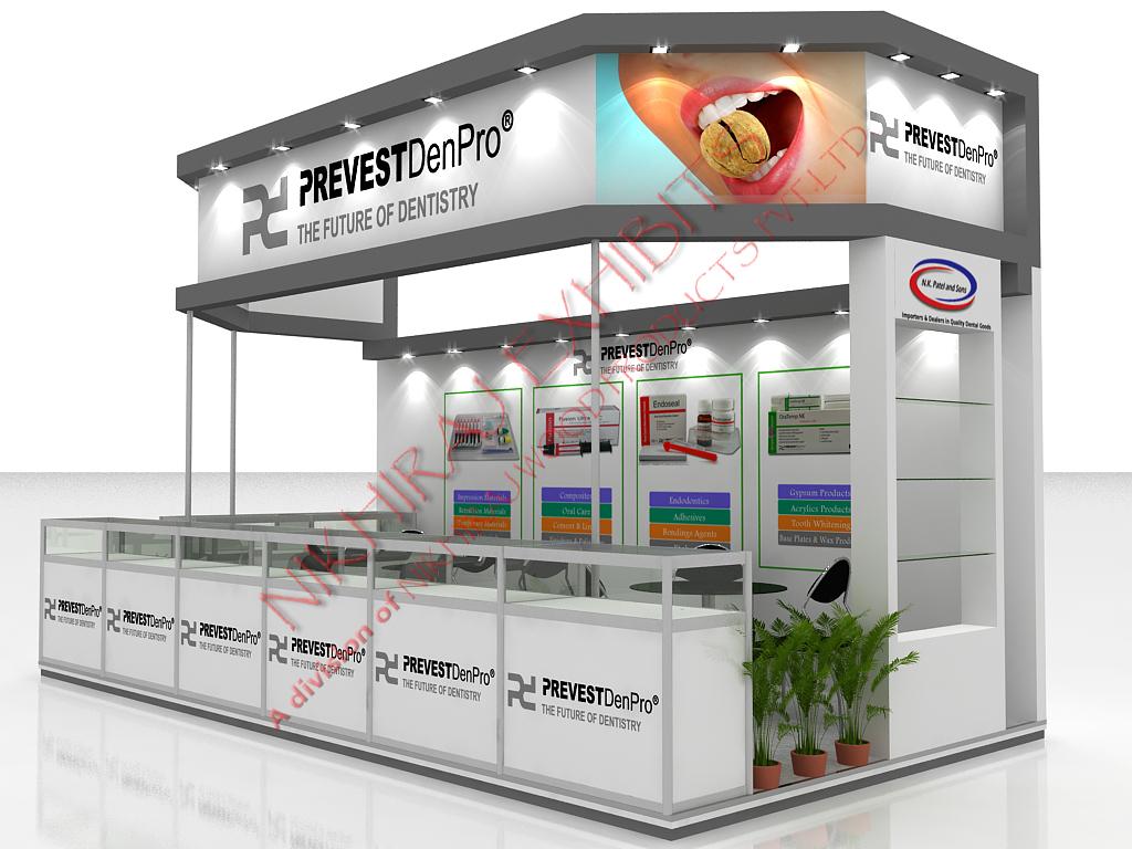 Exhibition Stall Design Octanorm : Designing service