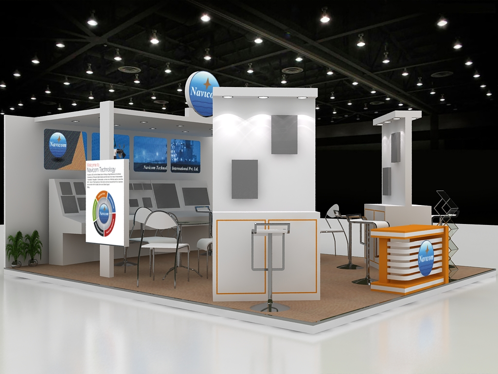 Exhibition Stall Hire : Nikhiraj exhibits your brand partner
